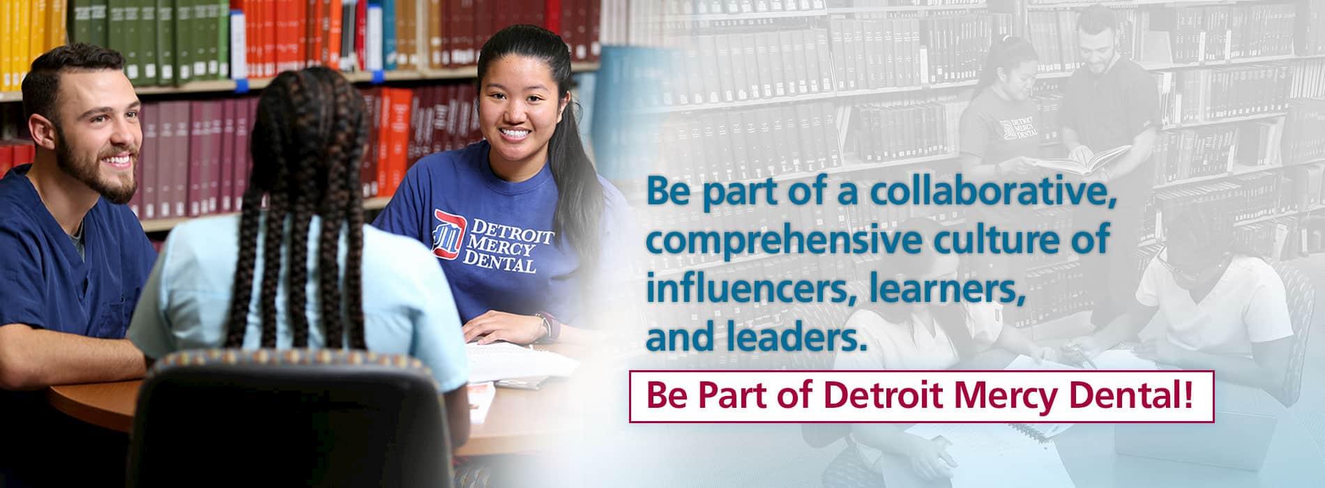 School of Dentistry | University of Detroit Mercy